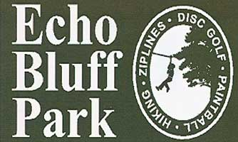 logo-200Hall township echo bluff offers a variety of activities, including paintball, high ropes and zip-line, ice skateing and hockey, disc golf, hiking, and more.