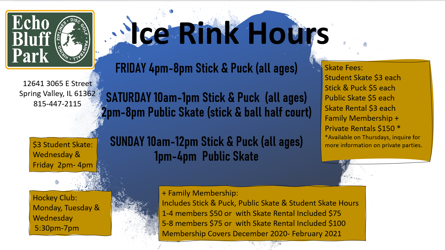 Skate Schedule PowerPoint 11 9 2020 10 56 05 AM 2